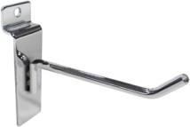 Крючок одинарный L=150мм для экспопанелей и экономпанелей