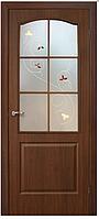 Двери межкомнатные Классика ПВХ  Омис