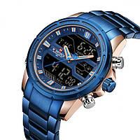 NAVIFORCE BLUERAY NF9138 мужские наручные часы