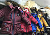 "Зимняя куртка - парка  ""Фэшн""  с натуральной опушкой, р-ры на 3 - 7 лет, фото 8"