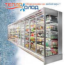 Холодильная пристенная витрина  ЛУИЗИАНА А Louisiana MV M/A