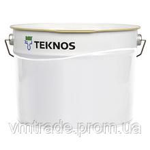 Краска термостойкая Текнос ТЕКНОХИЙТ 500 (TEKNOHEAT 500), красная, 10л