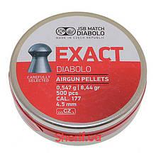 Пульки  для пневматики JSB Diabolo Exact 4.51 мм, 0.547 г (500 шт.)  546236-500