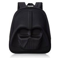 Черный объемный рюкзак в стиле Star Wars, фото 1