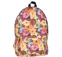 Женский рюкзак Пончики, фото 1