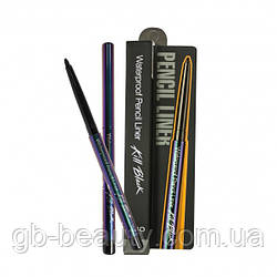 Водостойкий карандаш-лайнер CLIO цвет темно-коричневый