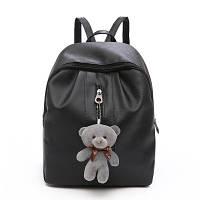 Рюкзак городской черный, фото 1
