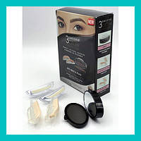 Штамп для бровей 3 Second Brow Eyebrow Beauty Stamp!Опт