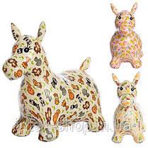 Дитячі стрибуни-конячки (MS 0955) (Морозиво), фото 2