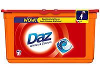 Гелеві капсули для прання Daz, Vizir, Tide 12 шт.