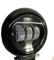LED фары 66-30W - 2 штуки