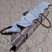 Профили деформационных швов, синус-профиль, 180 мм