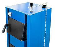 Твердотопливный котел КСТВ - «UNIMAX» 20 кВт (без регулятора тяги)