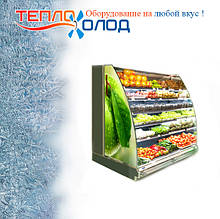 Холодильная пристенная витрина Louisiana eco ASV 105 VF O A