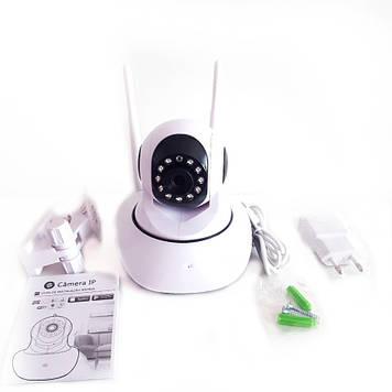 Поворотная IP Camera  WIFI IP P2P  Onvif  HD WiFi  (видеоняня)
