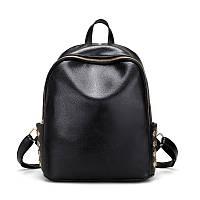 Черный женский рюкзак, фото 1