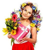 Какой подарок подарить женщине на 8 марта?