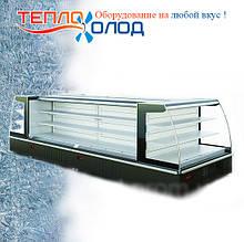 Пристенная холодильная витрина INDIANA ECO MSV 070 MT D M/A