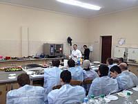 Мастер класс на оборудовании Rational и Robot Coupe в Харькове