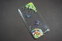 Чехол бампер силиконовый Huawei Nova (CAN-L11) Хуавей с рисунком