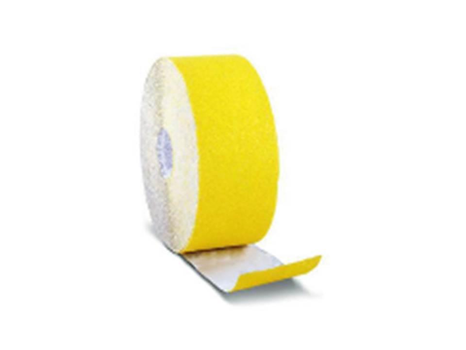 Шліфувальна шкурка на паперовій основі 115мм * 50м, зерно К80
