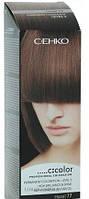 Стойкая крем-краска для волос C:EHKO C:COLOR тон 77 Лесной орех, фото 1