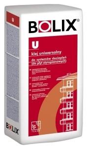 Клей для системи утеплення Bolix U на пінополістиролі (армуючий), 25кг