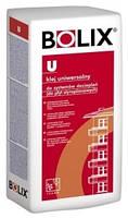 Клей для системы утепления Bolix U на пенополистироле (армирующий), 25кг