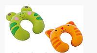 Детская надувная подушка-подголовник Intex 68678 (28-30-8 см.)