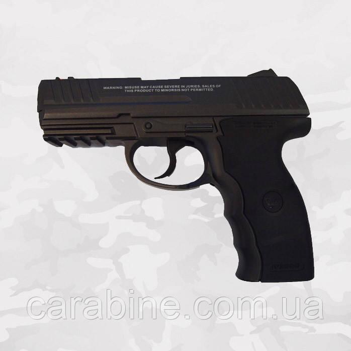Пневматический пистолет Borner W3000 (C21) газобаллонный CO2