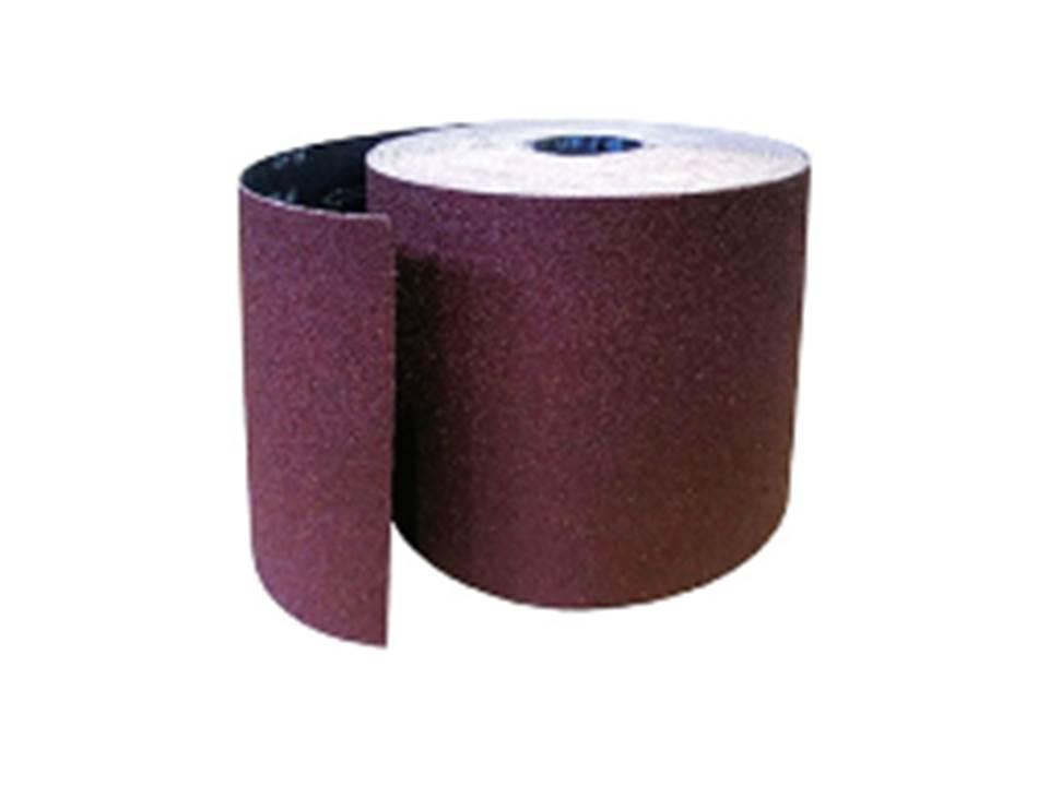 Шлифовальная шкурка на тканевой основе 200мм * 50м, зерно  К60