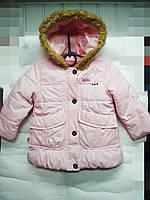 Детская демисезонная парка-куртка FRENDZ 86 рост девочка 3d4727791eea8