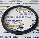 Грязесъемник резиновый Ø 150 (160 x 150 x 9) для уплотнения штоков, фото 2