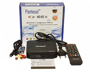 Тюнер Т2 Pantesat HD-95 T2, фото 2