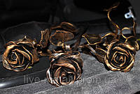 Подарок на 14 февраля кованая роза