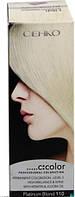 Стойкая крем-краска для волос C:EHKO C:COLOR тон 110 Платиновый блондин
