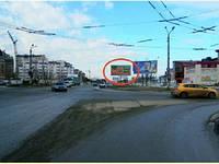 Билборды на ул. Надречная и др. улицах г. Ивано-Франковск