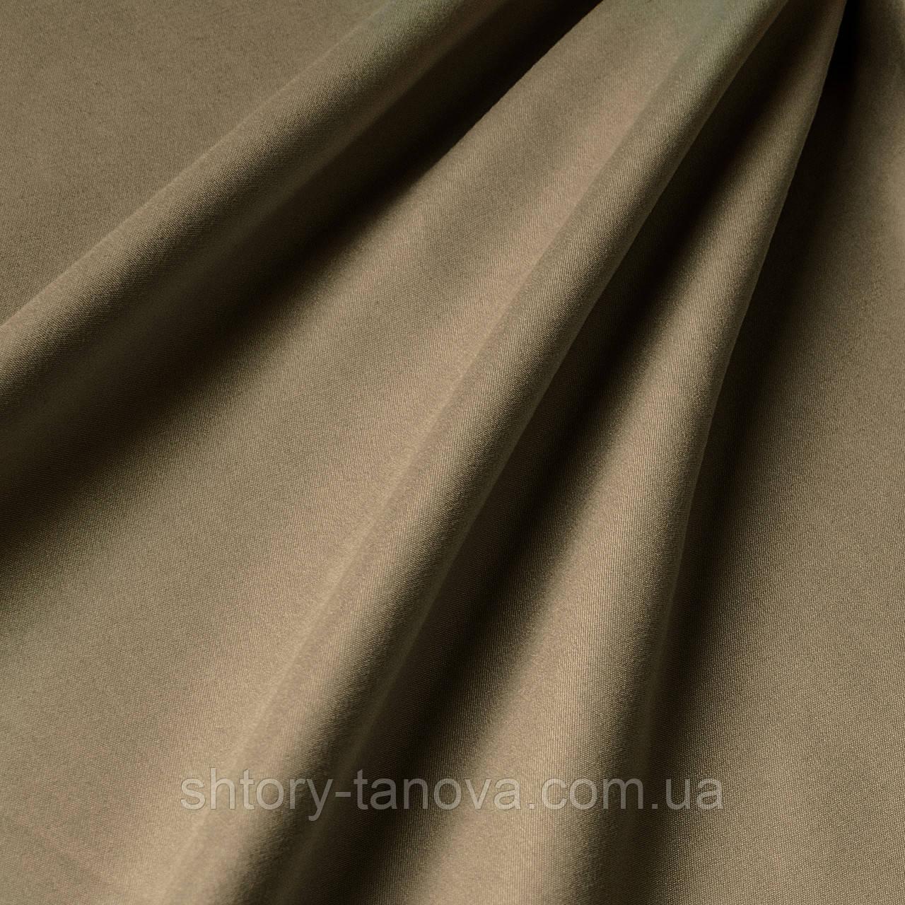 Купить подкладочную ткань для штор саржа елочкой