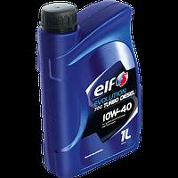 Моторное масло ELF Turbo Diesel 10W40 1l