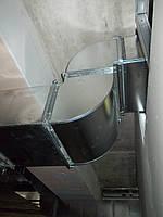 Монтаж систем вентиляции картофелехранилища в Харькове