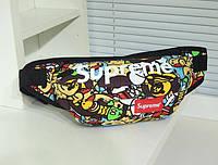 Сумка-банан Supreme X-5000-1