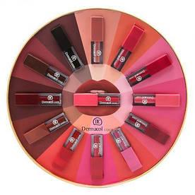 Набор помад для губ Dermacol Color Discover Tempt Lip Gloss 13 шт