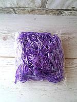 Наполнитель для коробок фиолетовый  40гр