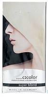 Блонд-порошок порционный C:EHKO Super Blond Professional Coloration 60g.