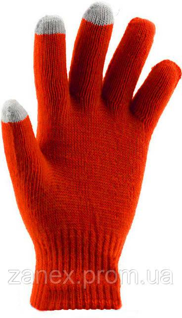 Перчатки для сенсорных телефонов iGlove (красные)