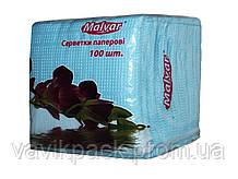"Салфетка цветная ""Malvar"" 100 шт"