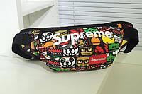 Сумка-банан Supreme X-5000-4, фото 1