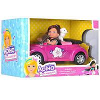 Кукла с машиной Defa 899-14, фото 1
