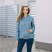 """Демисезонная Слингокуртка """"Голубая"""" 3 в 1 Куртка + для беременных + слингокомплект L & C XS M S L XL, фото 1"""
