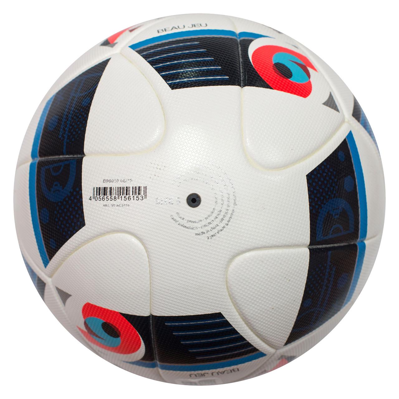 Футбольный мяч Adidas UEFA EURO 2016 OMB 415 (AC5415)  продажа f6ab471a5eaee